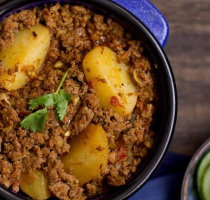 nugget keema recipe by rasoi menu