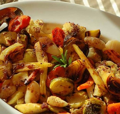 roasted winter vegetables recipe by rasoi menu