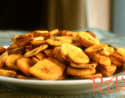 Homemade Banana Chips Recipe by Rasoi Menu