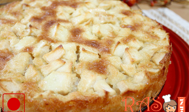 Danish Apple Cake Recipe