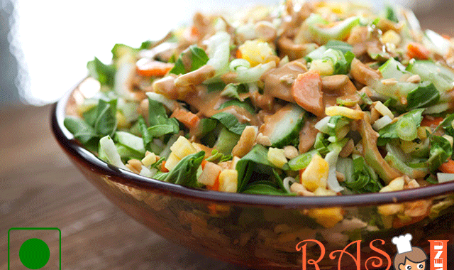 Fruit and Vegetable Salad Recipe