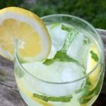 Mint Lemonade Mocktail
