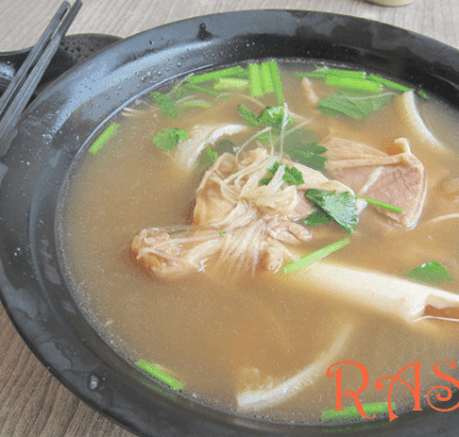 Mutton Soup Recipe