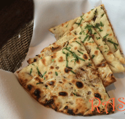 Sweet Basil Naan Recipe