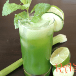 Sweet Melon and Cucumber Cooler