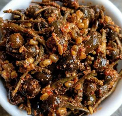 Ker Sangri Recipe