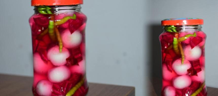 Vinegar Onion Recipe