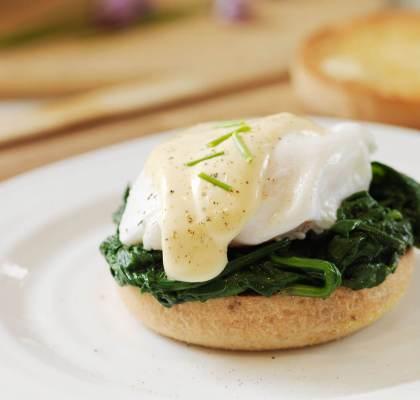 Egg Florentine Recipe