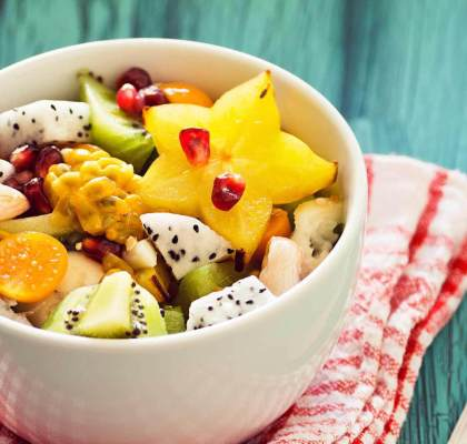 Chinese Fruit Salad Recipe