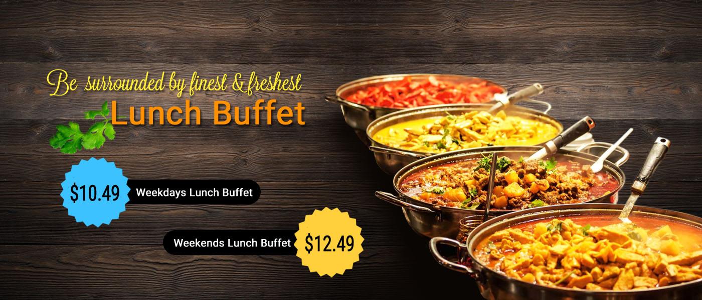 Indian Buffet Near Me Now