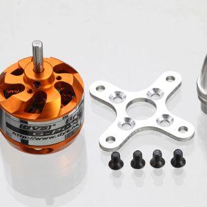 DYS Motore Brushless A2822-12 1800kv Alta Velocità
