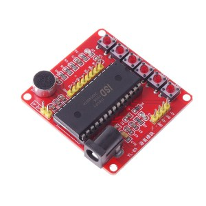 Modulo Registrazione Voce serie ISD1700 include chip ISD1760