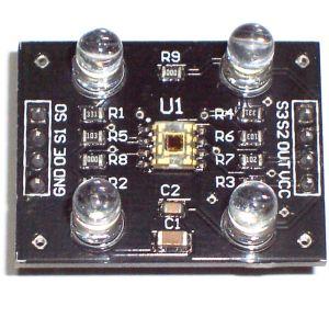 Color Sensore / TCS230 color recognition Sensore