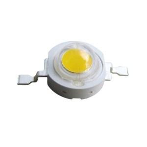 1W , 350MA , 2.1V-2.5V , Yellow light , 45 * 45 mil chip