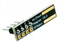 Wii WiiChuck Adattatore Nunchuck piccolo plate per Arduino