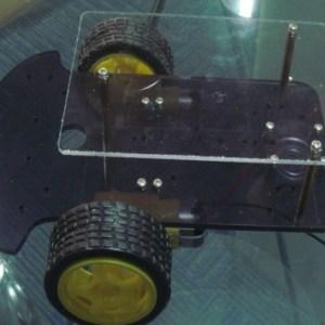 Smart car Telaio two floor