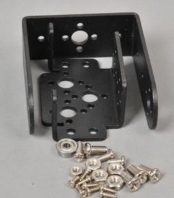 MG995 steering gear yuntai stent 2-dof manipulator robot steering stents accessories kit