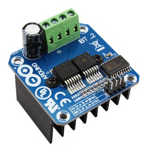 High-power Motore drive Modulo Smart car BTS7960 43A limit control semiconductor refrigeration drive