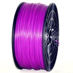 ABS 3.00mm 1KG 3D printer consumables purple HIGH QUALITY GARANTITA SU MAKERBOT, MULTIMAKER, ULTIMAKER, REPRAP, PRUSA