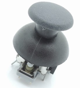 3D Vibrating Rocker Joystick Cap Shell Mushroom Caps for PS2 Wireless Controller