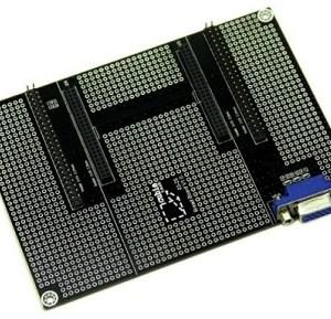Cubieboard Shield Breadboard