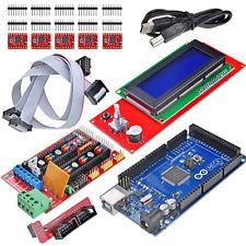H035 3D Printer RAMPS 1.4 + Mega 2560 + 5X A4988 + LCD 2004 Controller for RepRap