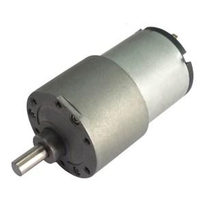 DC Motore gear Motore 37mm