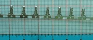 20 Pezzi XH2.54 Metal Terminal