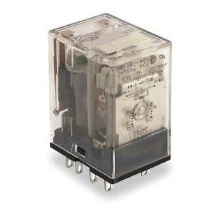 MY2N-J AC220/240(S) General Purpose Relè DPDT 220/240 VAC 5A