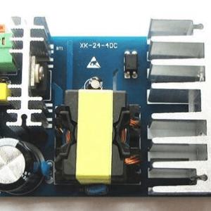 12V8A Pulsanteing Alimentatore Board Modulo