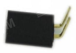 10 Pezzi 1*2P 2.54mm Bent Pin Header Femmina Connettore Plug