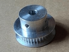 MXL Puleggia, 36 teeth, 5mm bore