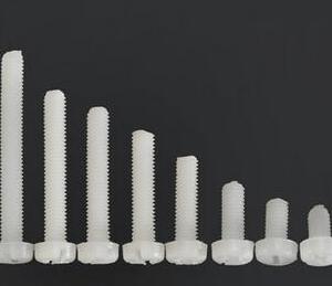 10 Pezzi M3*25 Viti in Nylon