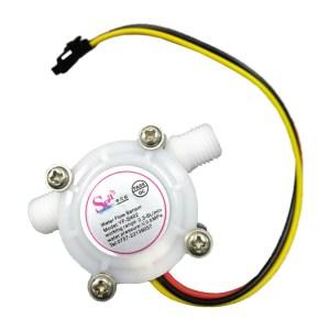 Sensore Flusso d'acqua Flussometro YF-S402 G1/4 DN8 0.3-6L/Min DC4.5V