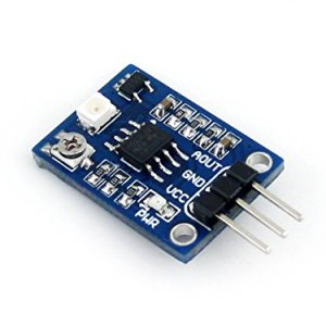 DC3.3-5V 200nm-370nm Response Wavelength UV Detection Sensore Modulo Ultraviolet Ray UV Sensore Modulo