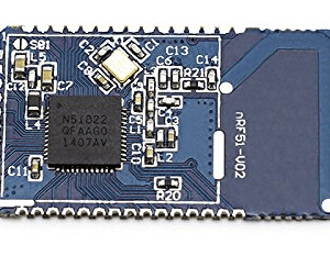 NRF51822-02 NORDIC BLE4.0 low-power Bluetooth data passthrough