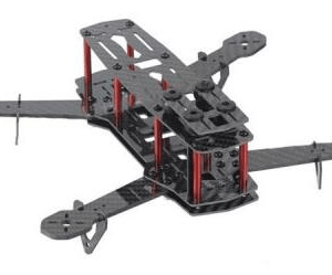 QAV250 Carbon Fiber Quadcopter Frame Mini H Quad Frame