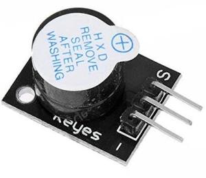 Black KY-012 Buzzer Alarm Modulo per Arduino PC Printer