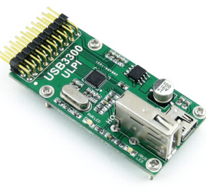 USB3300 USB HS Board Host OTG PHY Low Pin ULPI MIC2075-1BM Onboard Evaluation Development Modulo Kit