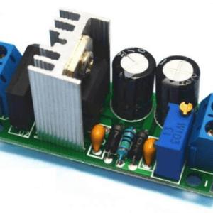 LM317 Regolabile Modulo / Regolabile Alimentatore board