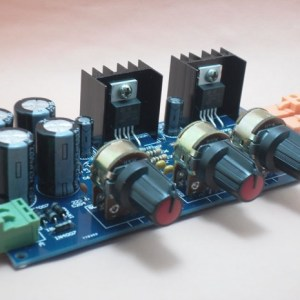 2x18W TDA2030A 2.0 Double Track TDA2030A Amplificatore DIY Kit 5