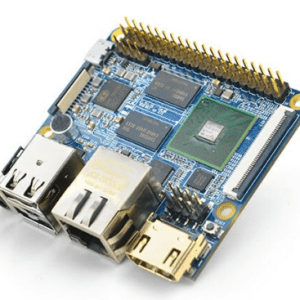NanoPi-M2 4418 quad-core A9 open source Scheda di Sviluppo boxes sent Gigabit Ethernet 1GB memory AXP228