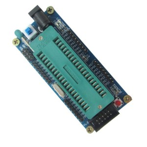 Minimum system board ATmega16, 32, 8535