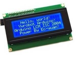 Adattatore LCD2004 + IIC I2C