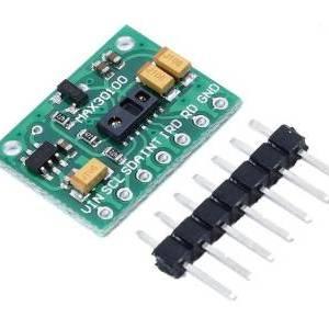 Modulo sensore di frequenza cardiaca pulsossimetro MAX30100