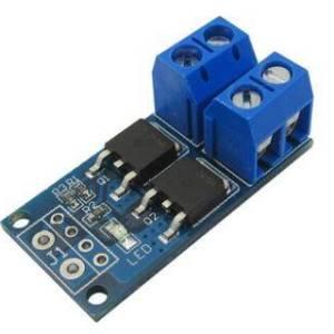 Scheda di controllo dell'interruttore elettronico ad alta potenza del regolatore FET PWM del modulo interruttore trigger MOS