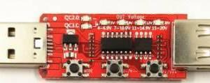 Tester di carica rapida Qc2.0 / 3.0