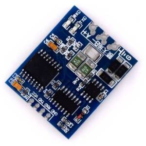 Modulo industriale da TTL a RS485 / RS485 a TTL / UART con porta seriale isolata del microcontrollore
