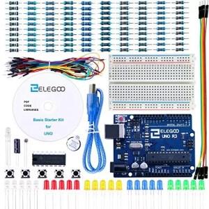 raspberryitalia elegoo scheda uno r3 per arduino progetto starter kit basic per principianti 4