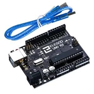 raspberryitalia elegoo uno r3 board scheda atmega328p atmega16u2 con cavo usb compatibile con